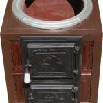 Soba teracota pentru cazan boiler